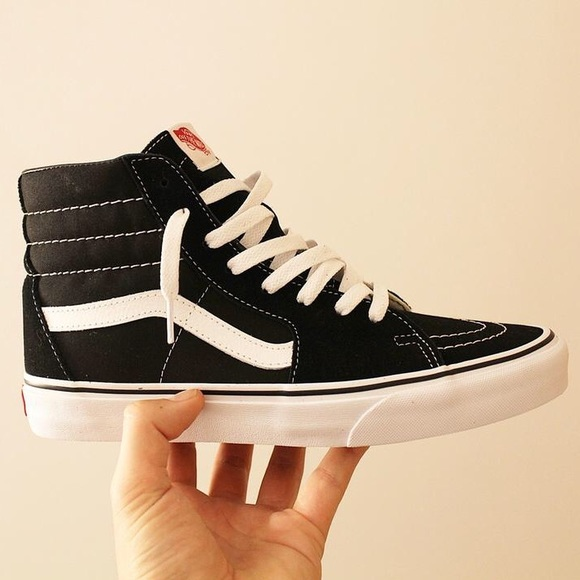 vans old school high
